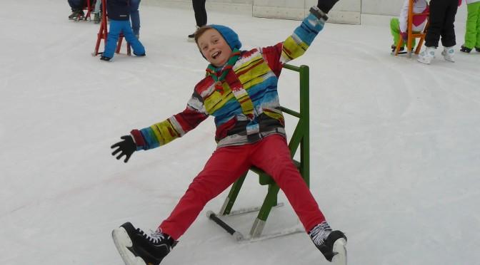 Eislaufen Guides & Späher