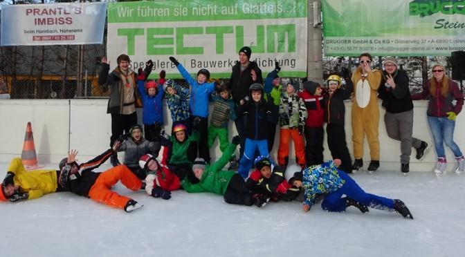 Eiskunstlauf der Wölflinge