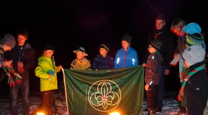 Wölflinge: Winterlager in Schnepfegg