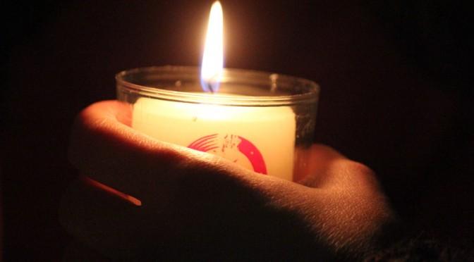 Friedenslicht am Montag, 24. Dezember