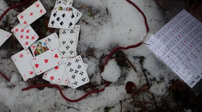 Wichtel und Wölflinge vertreiben den Winter
